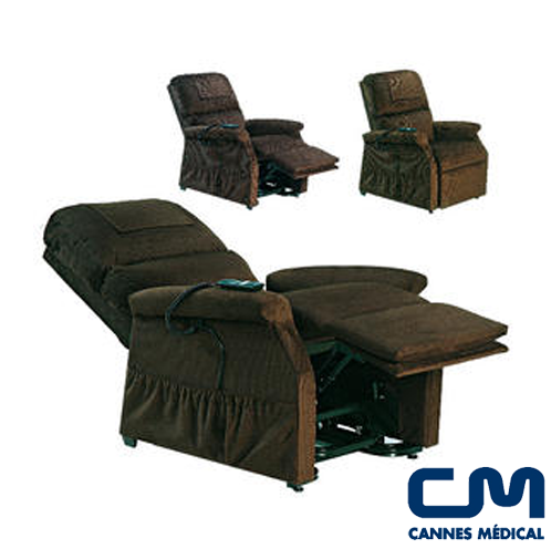 fauteuil releveur confort premium medtrade cannes m dical sant. Black Bedroom Furniture Sets. Home Design Ideas