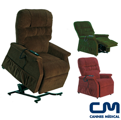 fauteuil releveur confort classic medtrade cannes m dical sant. Black Bedroom Furniture Sets. Home Design Ideas
